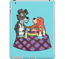 Lady and the Dab iPad Case/Skin