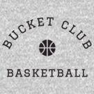 Bucket Club Basketball by nmalonzo