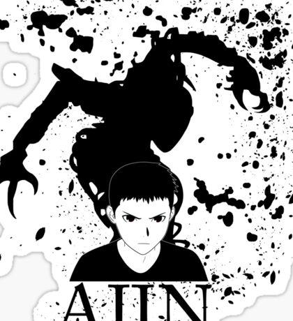 Ajin Sticker