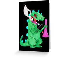 Repterrl Greeting Card