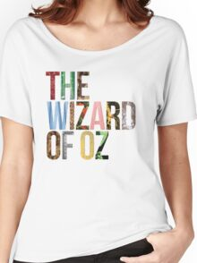 The Wizard of Oz Women's Relaxed Fit T-Shirt