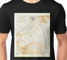 USGS TOPO Map California CA Riverside 298781 1901 62500 geo Unisex T-Shirt