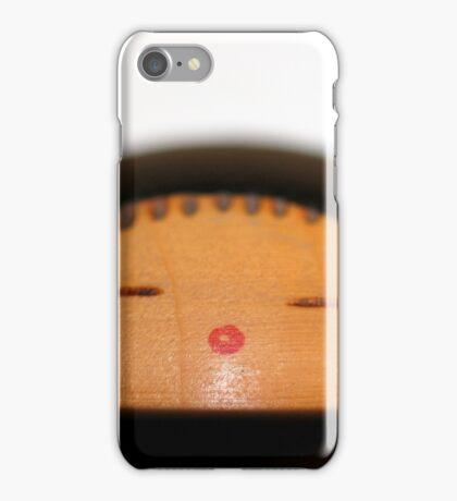 Japanese Doll iPhone Case/Skin