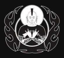 Punk Rock Buddha Kids Tee