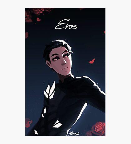 Eros Photographic Print