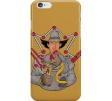 Inspector Dabet iPhone Case/Skin