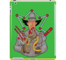 Inspector Dabet iPad Case/Skin