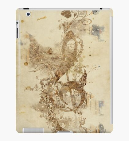 the golden key iPad Case/Skin