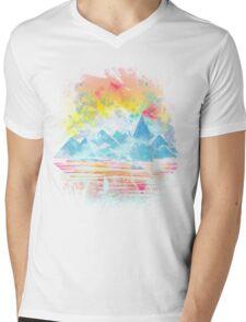 iceland islands Mens V-Neck T-Shirt