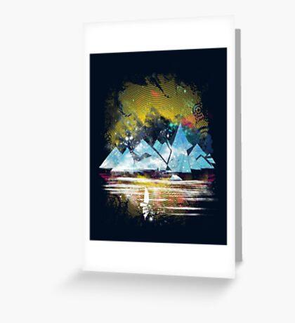 iceland islands Greeting Card