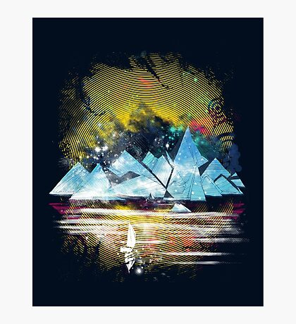 iceland islands Photographic Print