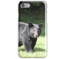 Boo Our Neighborhood Bear iPhone Case/Skin