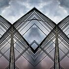 Glass Lines 2 by John Velocci