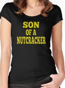 Son Of A Nutcracker Women's Fitted Scoop T-Shirt