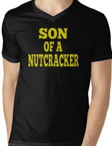 Son Of A Nutcracker Mens V-Neck T-Shirt