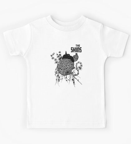 The Shins Combined Album Covers Kids Tee