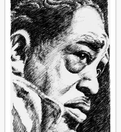 Jazz portraits-Duke Ellington Sticker