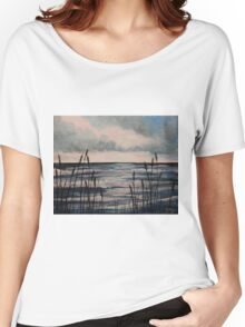 Sunrise Through the Reeds Women's Relaxed Fit T-Shirt