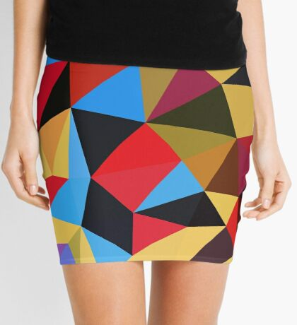New geometric designers Fashion! Arrivals for 2016 Mini Skirt
