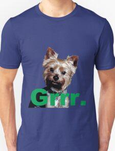 "Oni Says, ""Grrr."" Unisex T-Shirt"