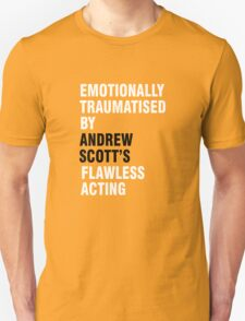 Emotionally traumatised by 03 T-Shirt