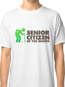 Senior of the Month Classic T-Shirt