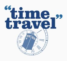 Time Travel by nardesign
