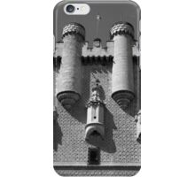 Alcázar (Segovia, Spain) iPhone Case/Skin