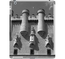 Alcázar (Segovia, Spain) iPad Case/Skin