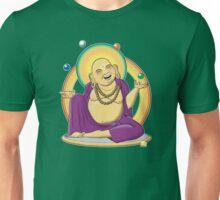 The Juggling Buddha - Color Unisex T-Shirt