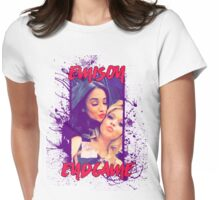 Emison Endgame Womens Fitted T-Shirt