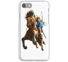 Link On Horse iPhone Case/Skin