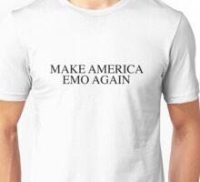 make america emo again Unisex T-Shirt
