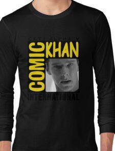 COMIC KHAN  Long Sleeve T-Shirt