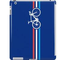 Bike Stripes Luxembourg v2 iPad Case/Skin