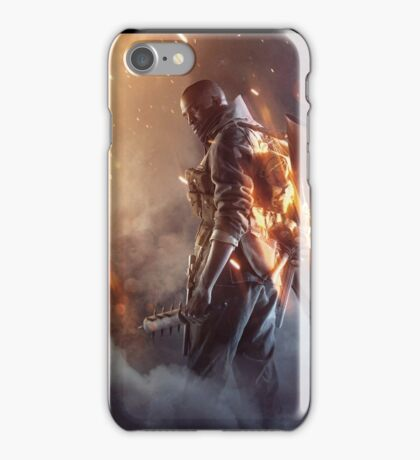 Battlefield One iPhone Case/Skin
