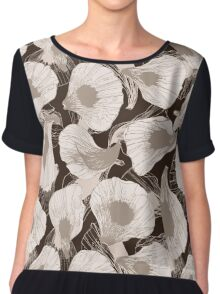 Petals of your flowers Chiffon Top