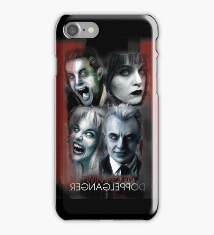 Twin Peaks: Doppelgangers iPhone Case/Skin