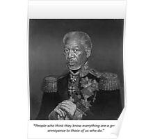 Morgan the Free Man Poster