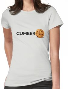 Cumbercookie Womens Fitted T-Shirt