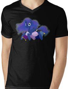 Luna: Pony Princess of Pillows Mens V-Neck T-Shirt