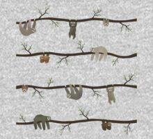 sloths Kids Tee