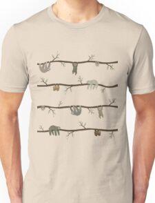 sloths Unisex T-Shirt
