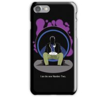 The New Number Two iPhone Case/Skin