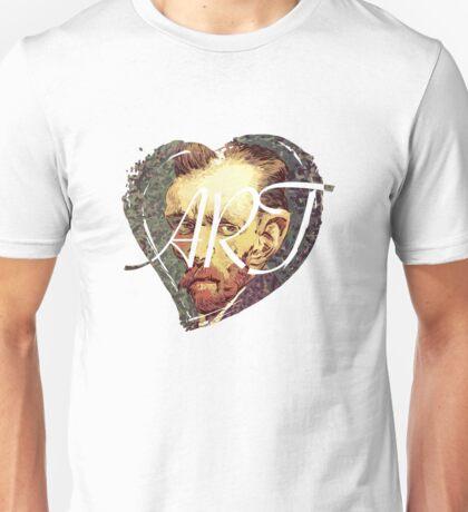 Love Art Unisex T-Shirt