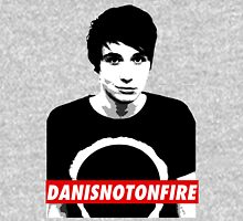 Danisnotonfire Poster Style Pullover