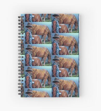 Camp Coffee #3 Spiral Notebook