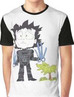 Scissor hands Graphic T-Shirt