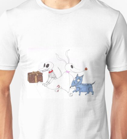 Scary Dogs Unisex T-Shirt