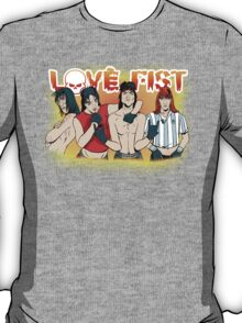 GTA5 Love Fist Tshirt - as worn by Trevor Philips T-Shirt